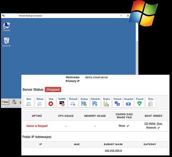 Windows SSD VPS